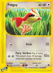 Pidgey - 123/165 - Common