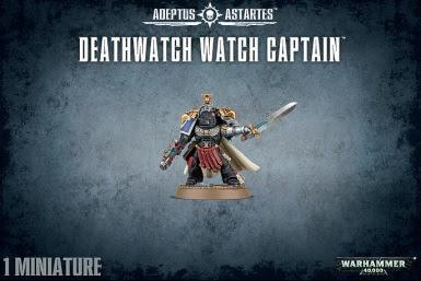 DEATHWATCH WATCH CAPTAIN