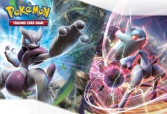 POKEMON DECK BOX - MEGA MEWTWO X & Y