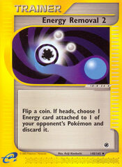Energy Removal 2 - 140/165 - Uncommon