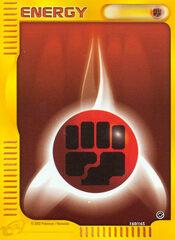 Fighting Energy - 160/165 - Common