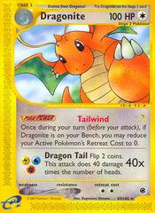 Dragonite - 43/165 - Rare