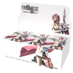 Final Fantasy TCG Opus I Collection Booster Box