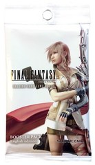 Final Fantasy Tcg: Opus I Collection Booster Pack