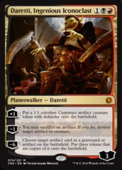 Daretti, Ingenious Iconoclast on Channel Fireball
