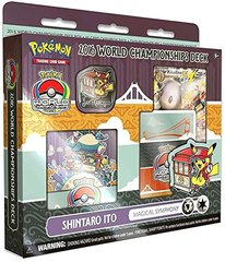 2016 Pokémon TCG World Championships Deck - Shintaro Ito Magical Symphony Deck