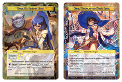 Zero, Six Sage of Light // Zero, Master of the Magic Saber - CFC-015J - R - Foil