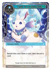 Rabbit of the Aqua Moon - CFC-046 - U - Foil