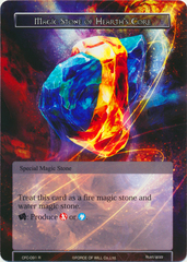 Magic Stone of Hearth's Core - CFC-091 - R - Foil