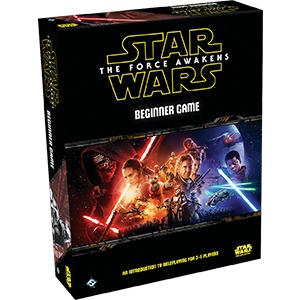 Star Wars: The Force Awakens - Beginner Game