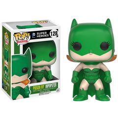 Funko POP - Heroes Series - #128 - Poison Ivy (Batman Imposter)