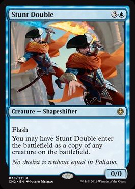Stunt Double - Foil