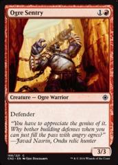 Ogre Sentry - Foil