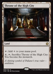 Throne of the High City - Foil
