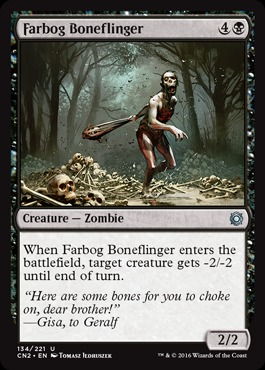 Farbog Boneflinger - Foil