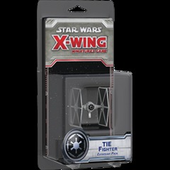 Star Wars X-Wing - TIE Fighter Expansion Pack