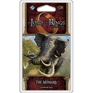The Lord of the Rings: The Card Game - The Mumakil