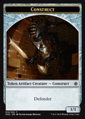 Construct Token on Channel Fireball