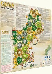 Catan Geographies - New England (Special Order Item)