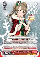 White Christmas Kotori Minami - LL/EN-W02-E086 - C