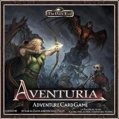 The Dark Eye:  Aventuria Adventure Card Game