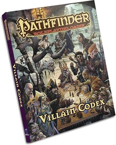 Pathfinder Roleplaying Game: Villain Codex - ROLE PLAYING