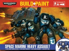 Warhammer 40,000 - Build and Paint - Space Marine Heavy Assault
