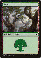 Forest (35) on Channel Fireball