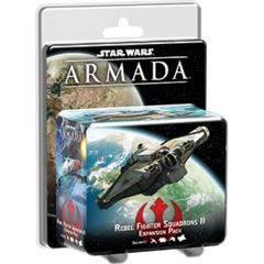 Star Wars Armada: Rebel Fighter Squadrons II Expansion Pack (In Store Sale Only)
