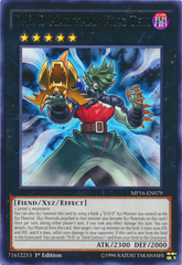 D/D/D Marksman King Tell - MP16-EN079 - Rare - 1st Edition