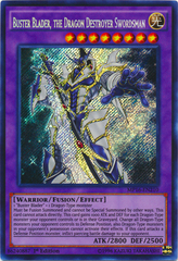 Buster Blader, the Dragon Destroyer Swordsman - MP16-EN210 - Secret Rare - 1st Edition on Channel Fireball