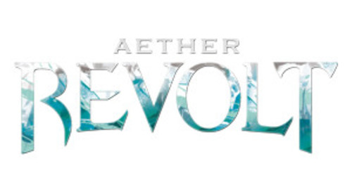 Aether Revolt Booster Pack - Portuguese