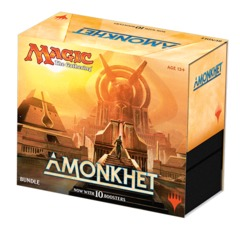 Amonkhet Bundle on Channel Fireball