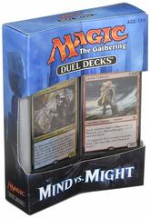 Duel Decks: Mind vs. Might - Box Set