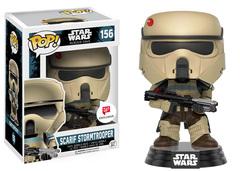 Star Wars Series - #156 - Striped Scarif Stormtrooper (Star Wars: Rogue One) [Walgreens]