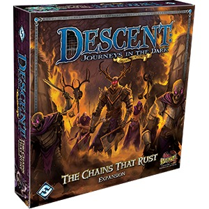 Descent: Journeys in the Dark (Second Edition)  The Chains That Rust