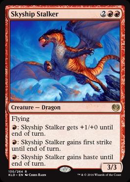 skyship stalker magic singles kaladesh block kaladesh fusion