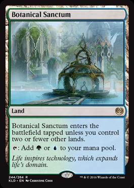 Botanical Sanctum - Foil