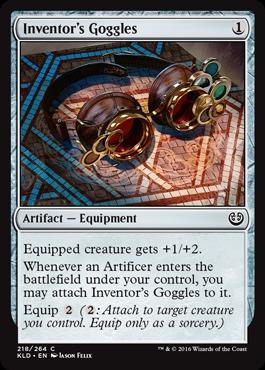 Inventors Goggles