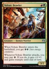 Voltaic Brawler - Foil