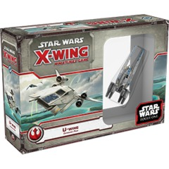 10. Star Wars X-Wing U-wing Expansion Pack