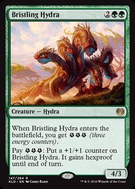 Bristling Hydra