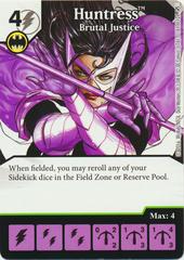 Huntress - Brutal Justice (Die & Card Combo)