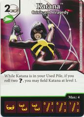 Katana - Bushi (Die & Card Combo)