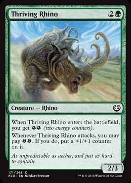Thriving Rhino