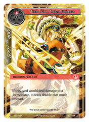 Tiger Lily, Tribal Princess - CFC-033 - R - Textured Foil