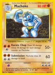 Machoke - 51/110 - Uncommon