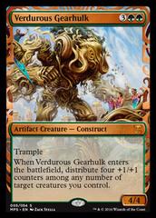 Verdurous Gearhulk - Foil