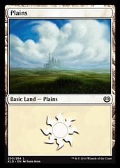 Plains - Foil (250)(KLD)