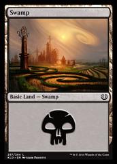 Swamp - Foil (257)(KLD)